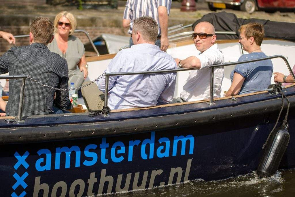 Amsterdam boothuur sloep Max