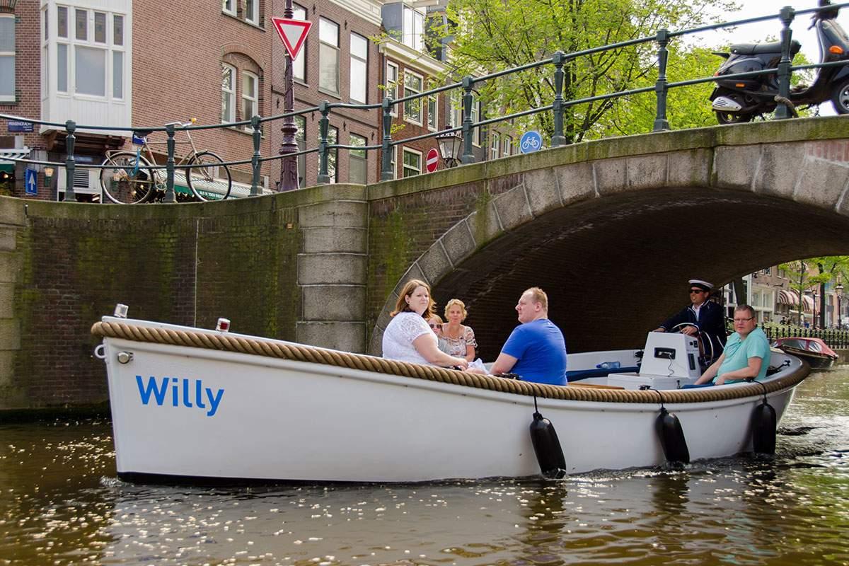sloep huren Amsterdam Boothuur Sloep Willy