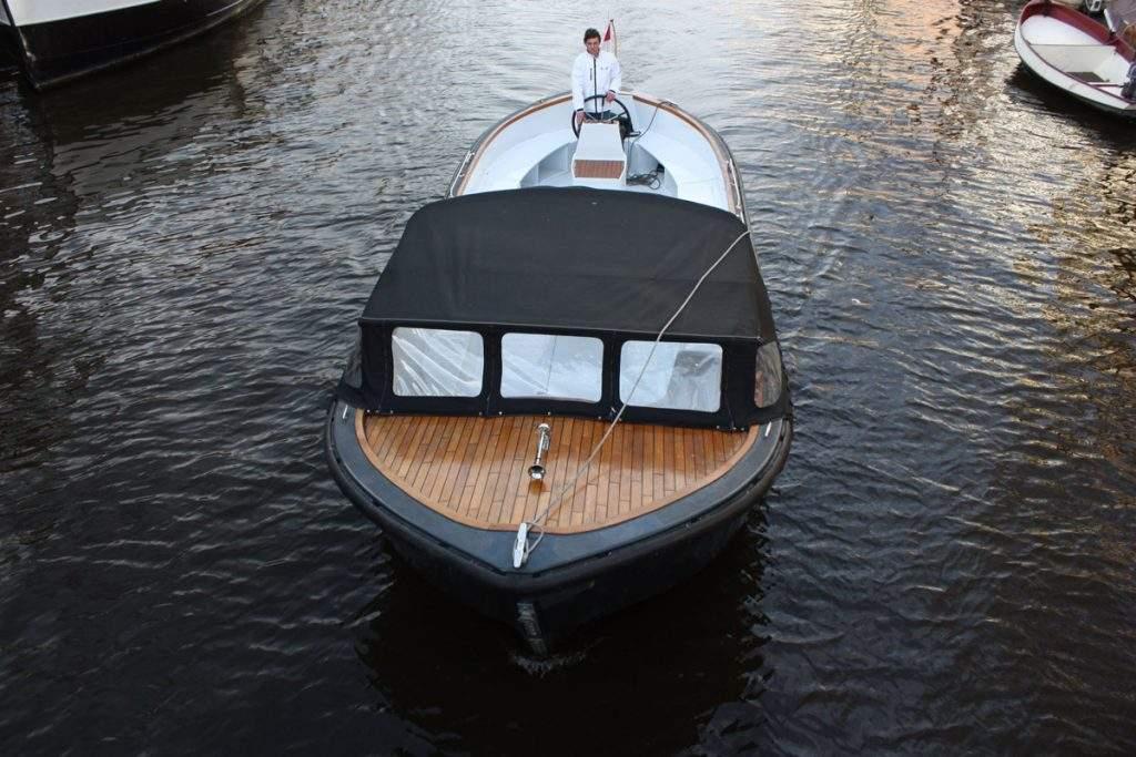 Sloep huren Amsterdam - Sloep Max 3