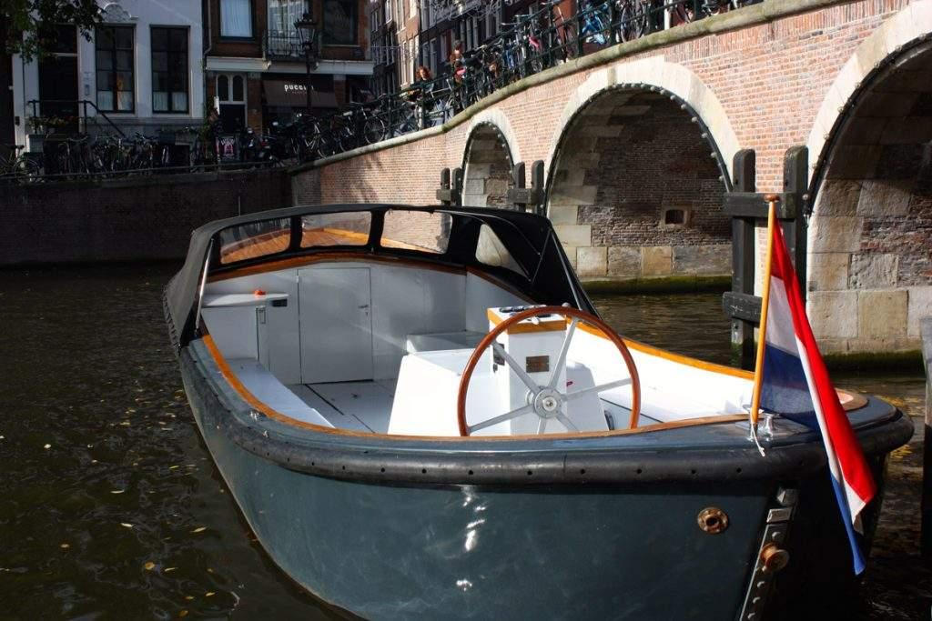 Sloep huren Amsterdam - Sloep Max 5