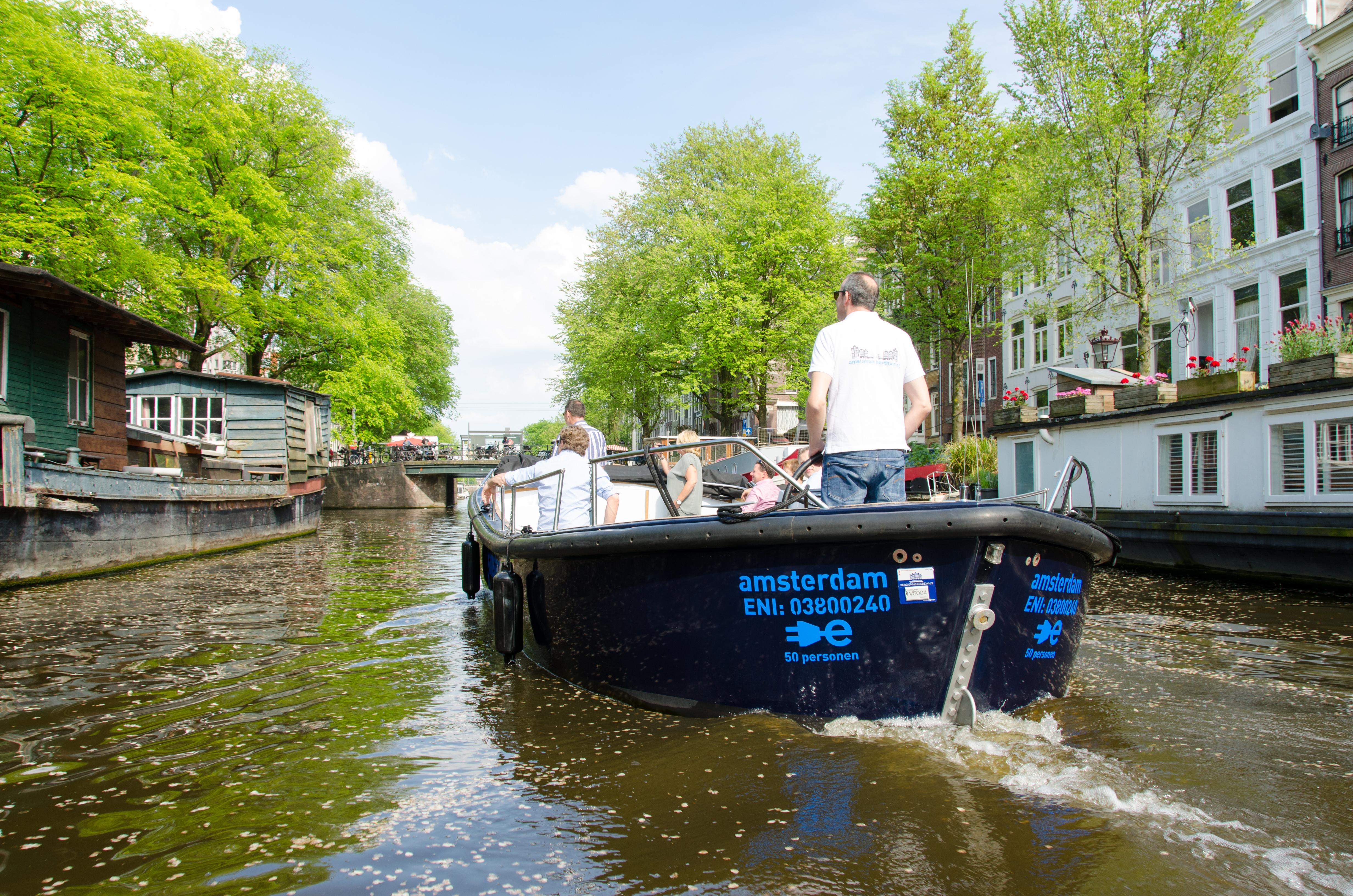 Vijf verborgen pareltjes aan de Amsterdamse grachten