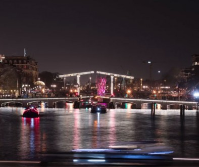 Amsterdam Light Festival: de aftermovie