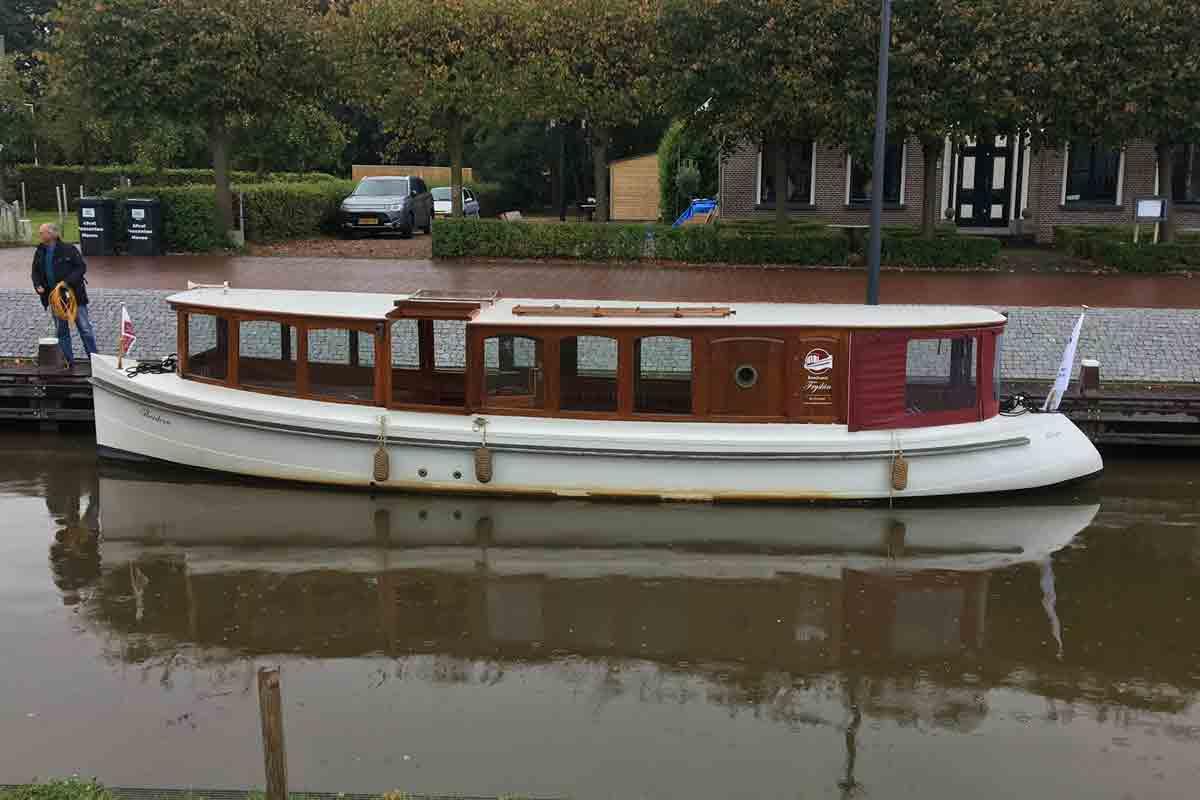 salonboot huren Amsterdam-Boothuur-Salonboot Valerie