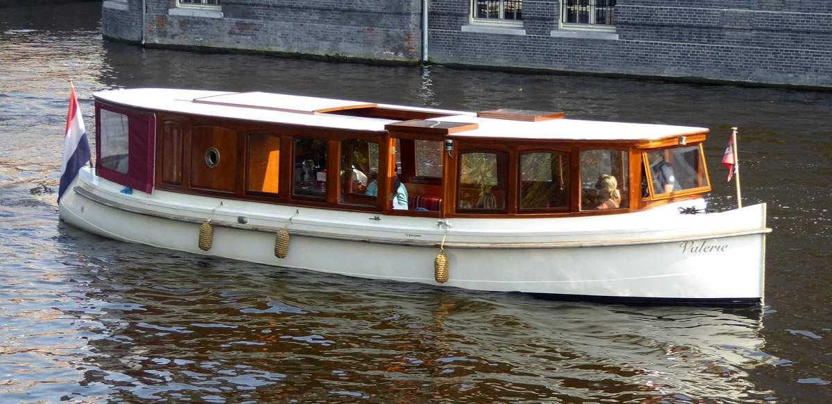 Salonboot huren in Amsterdam