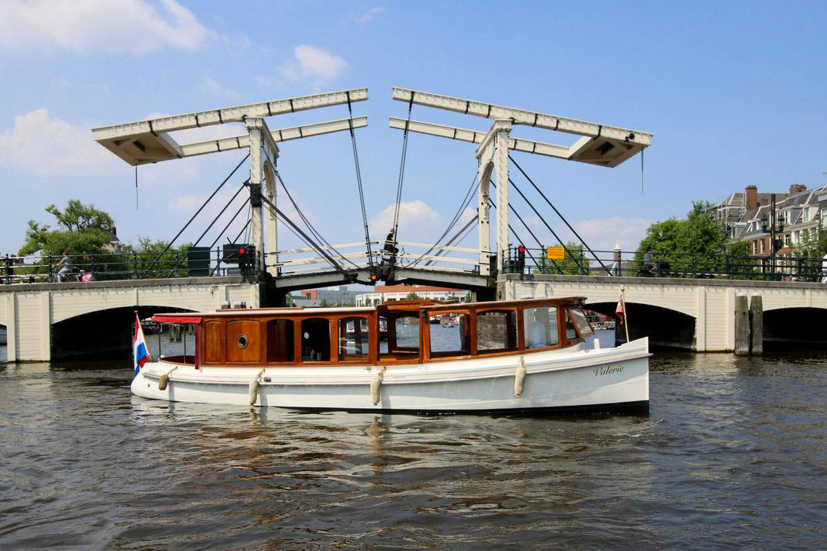 Prive boot Amsterdam