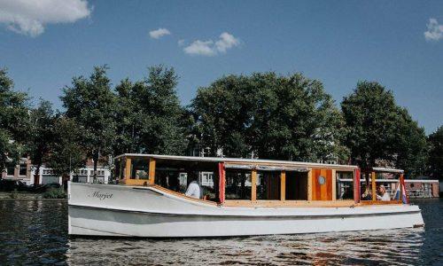 Salonboot Amsterdam: Marjet