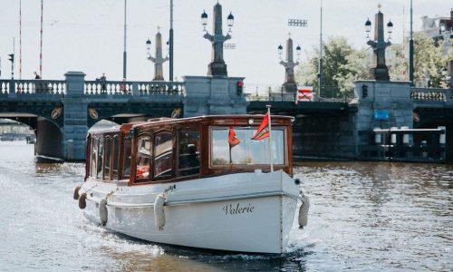 Salonboot huren Amsterdam: Valerie